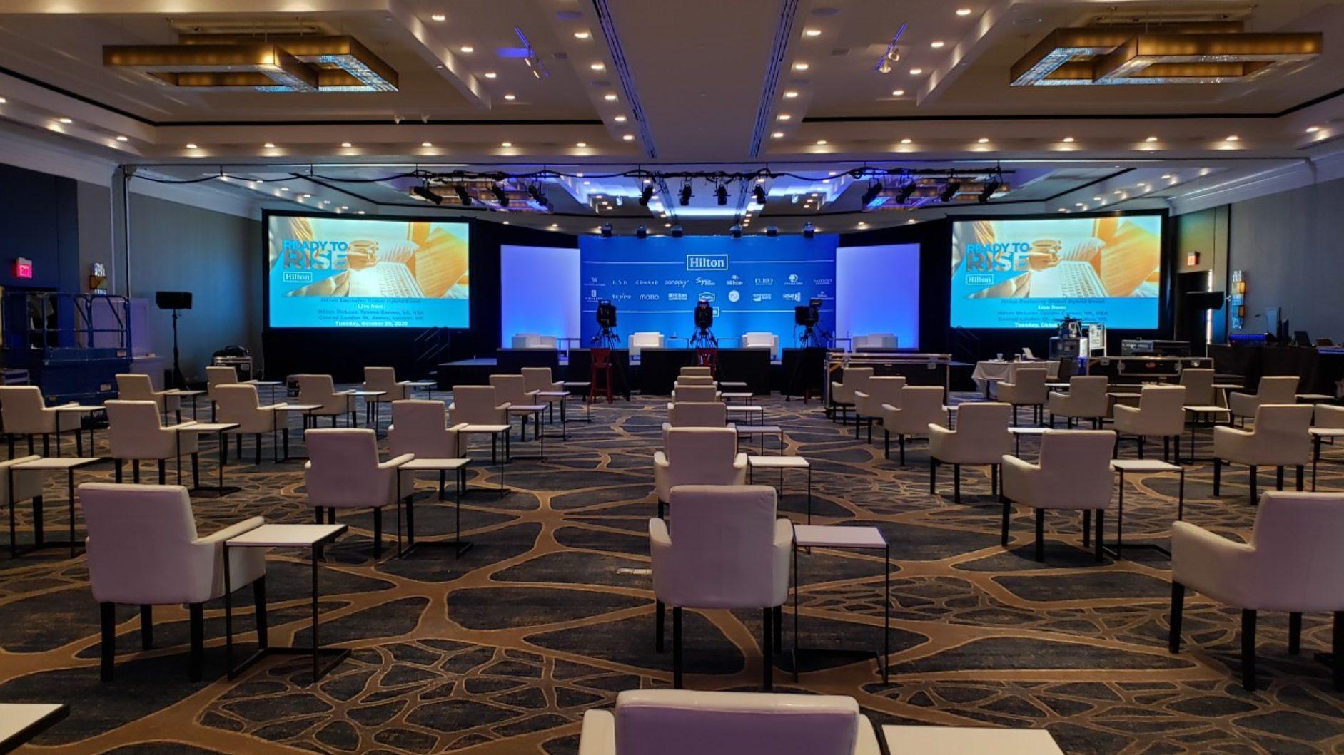 hybrid event meeting