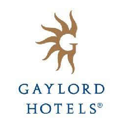 Gaylord Hotels Logo over a white background