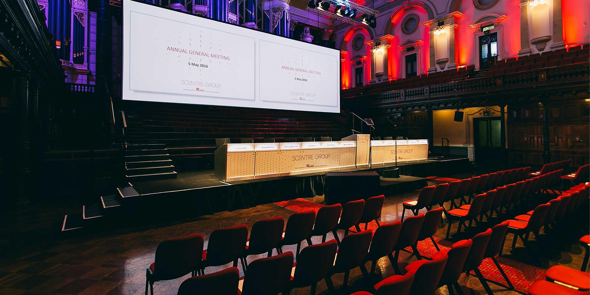 Hybrid Annual General Meeting - Encore