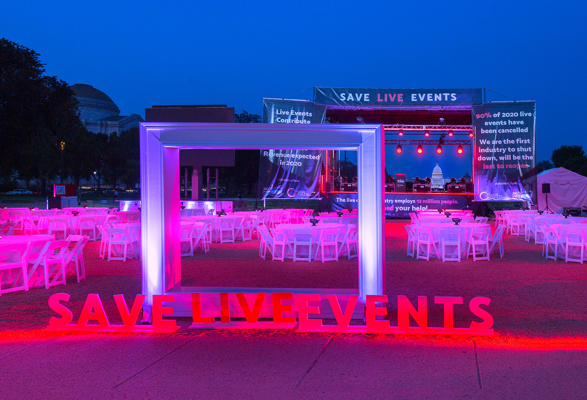 events industry