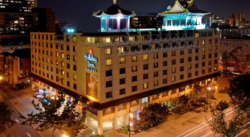 Holiday Inn Montreal Centre Ville
