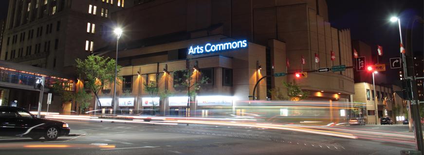 Arts Commons Calgary