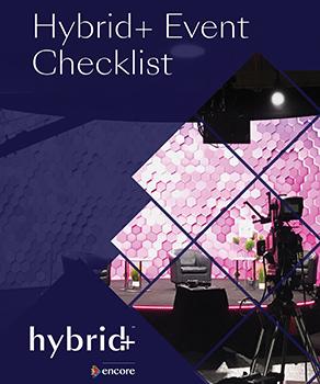 Hybrid Plus Event Checklist