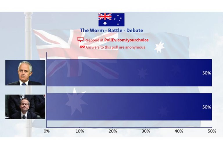 Event-Poll-Debate-Worm