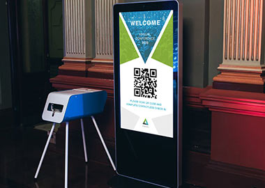 Contactless-CheckIn-Events