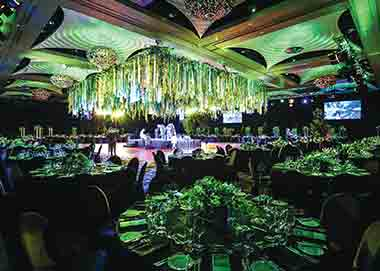 gala-dinner-enchanted-forest-theming-styling