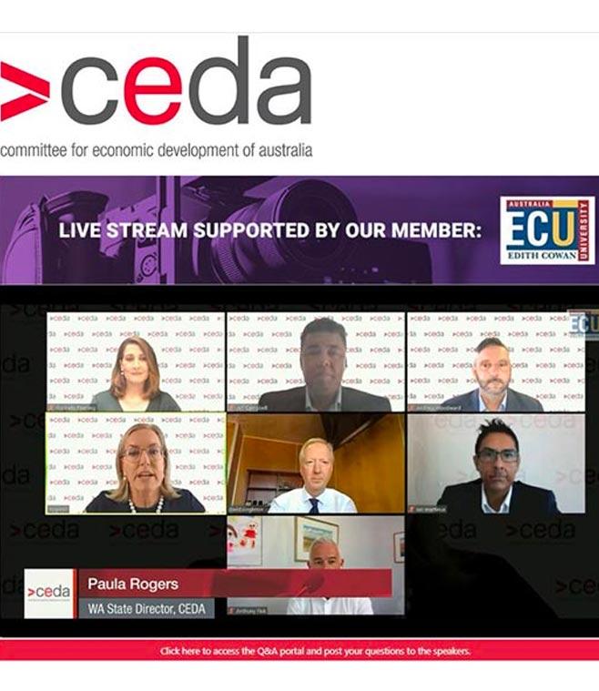 CEDA Hybrid Conference