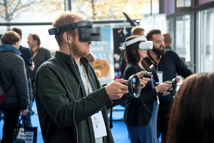 Virtual Reality at Events