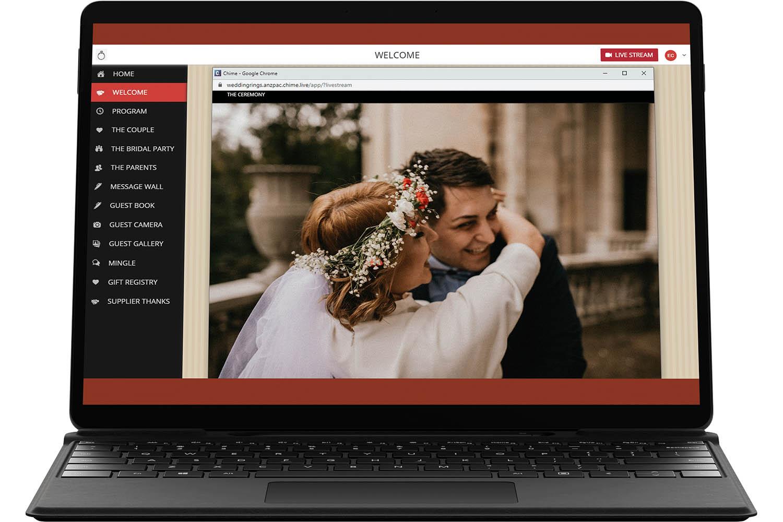Wedding Live Streaming Platform