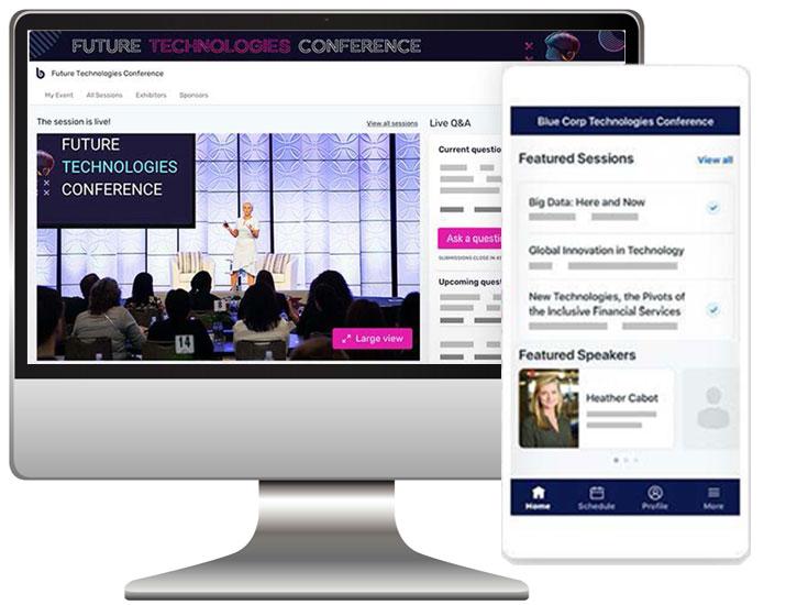 Attendee Hub Event Platform