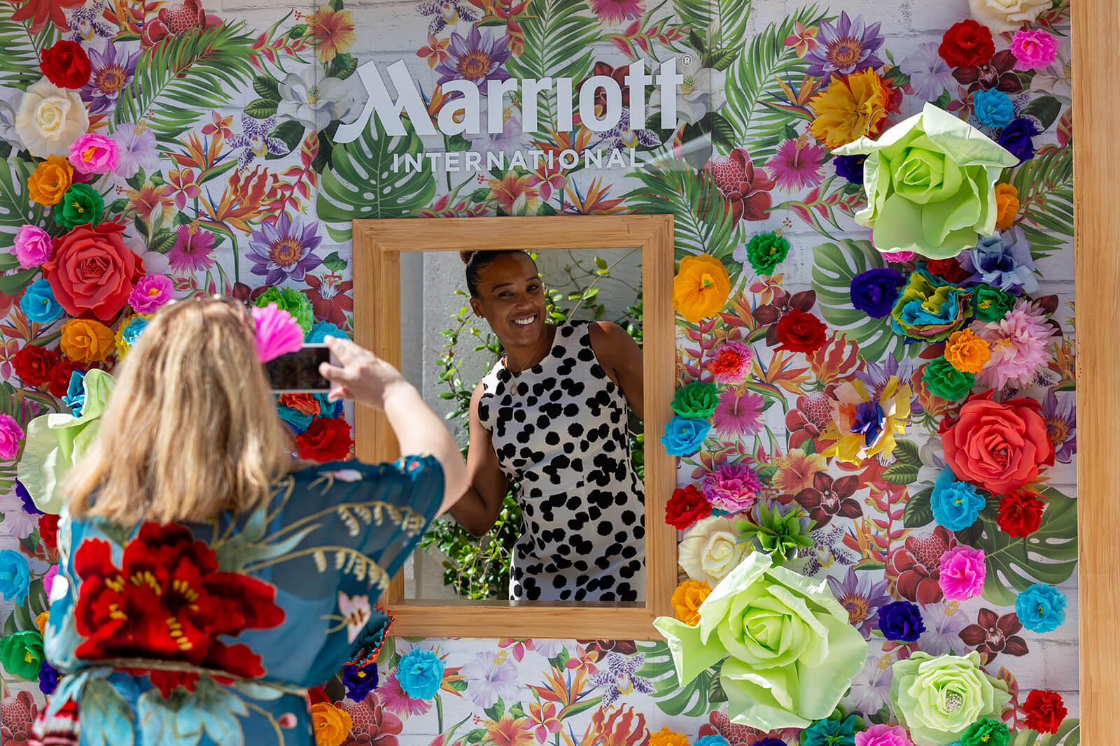 THE FUTURE OF MEETINGS & EVENTS at Marriott International