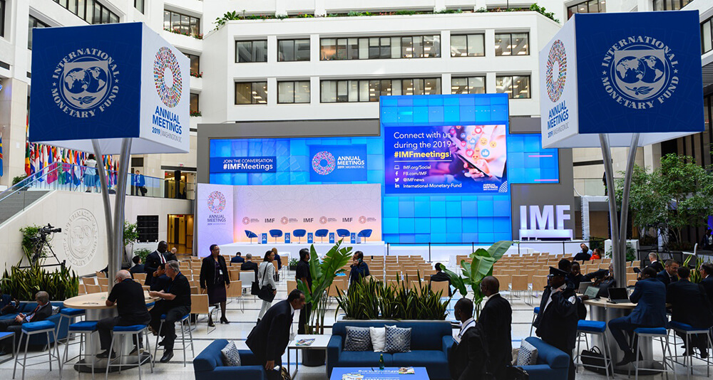 IMF & WORLD BANK MEETINGS