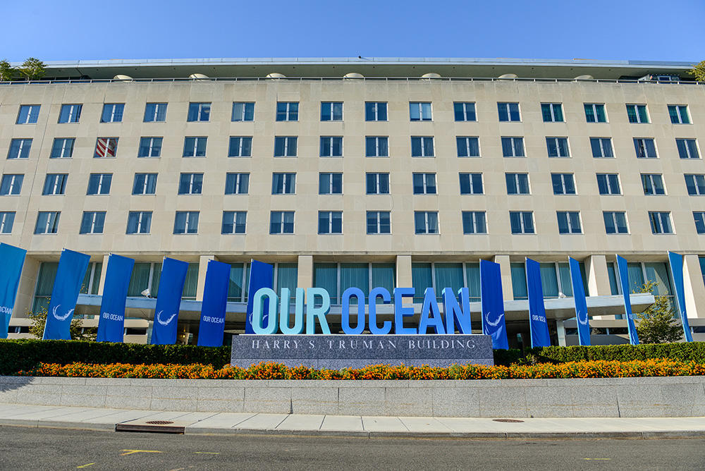 OUR OCEAN - Harry S. Truman building