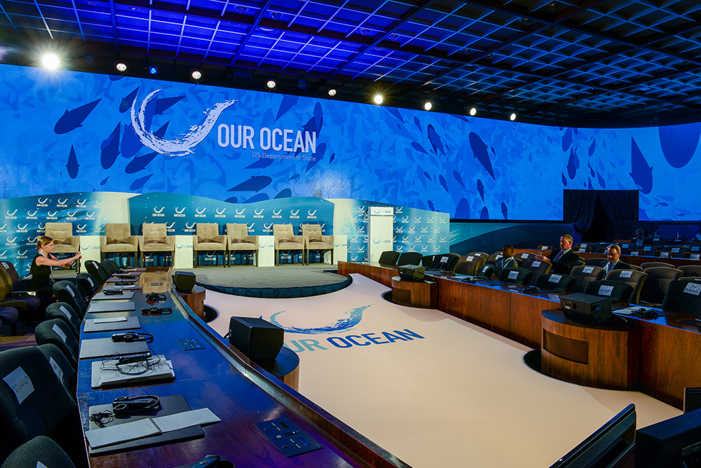 OUR OCEAN CONFERENCE-US Dept. State