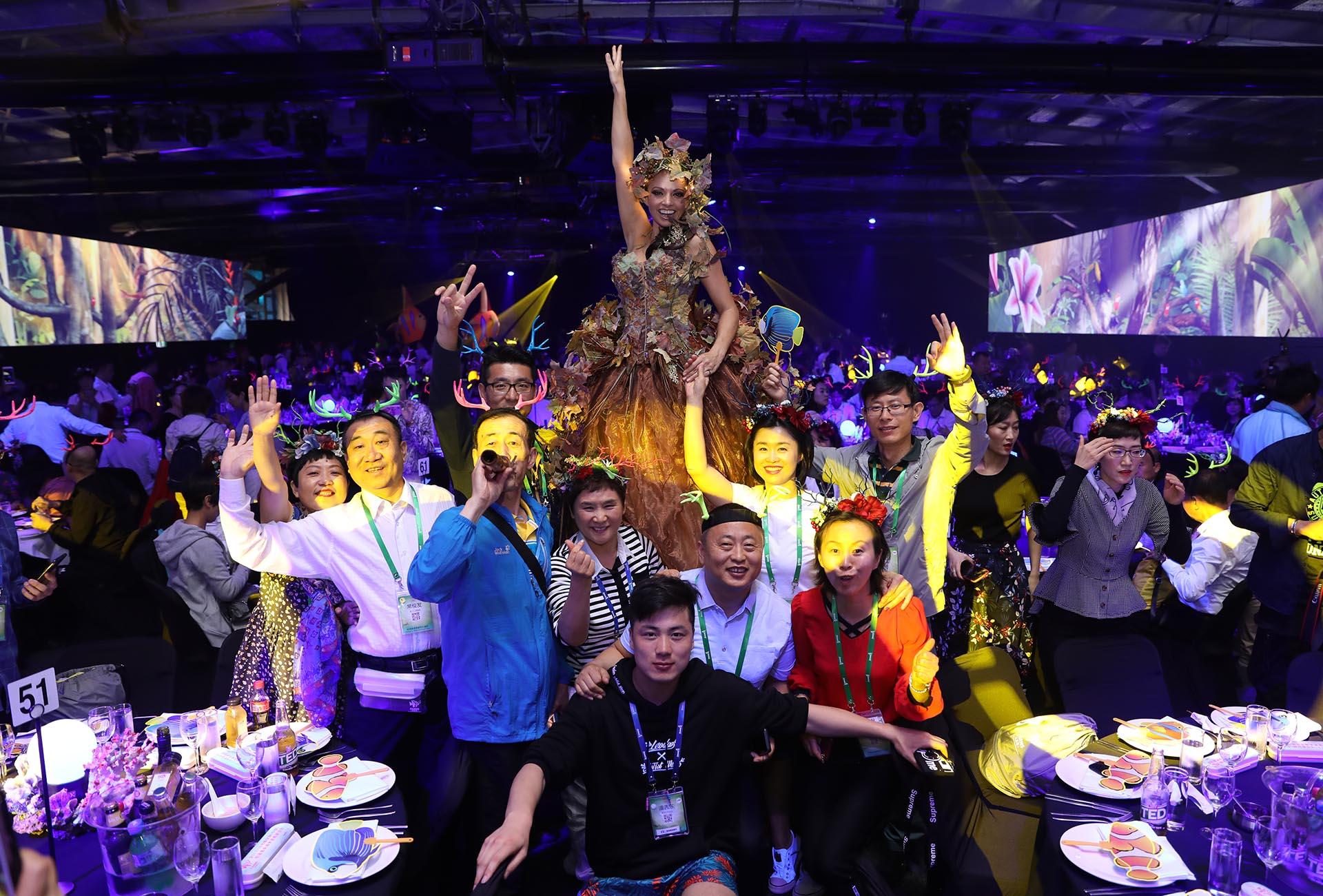 Amway China Gala Guests 2019