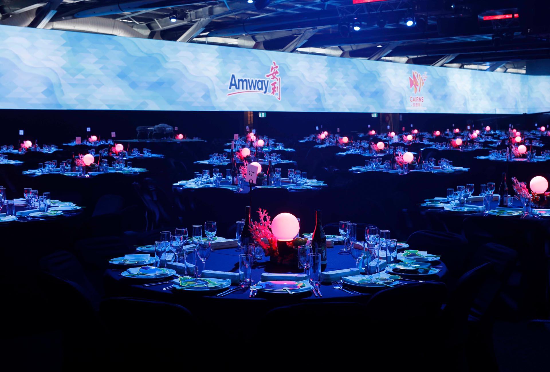 Amway China Gala Styling