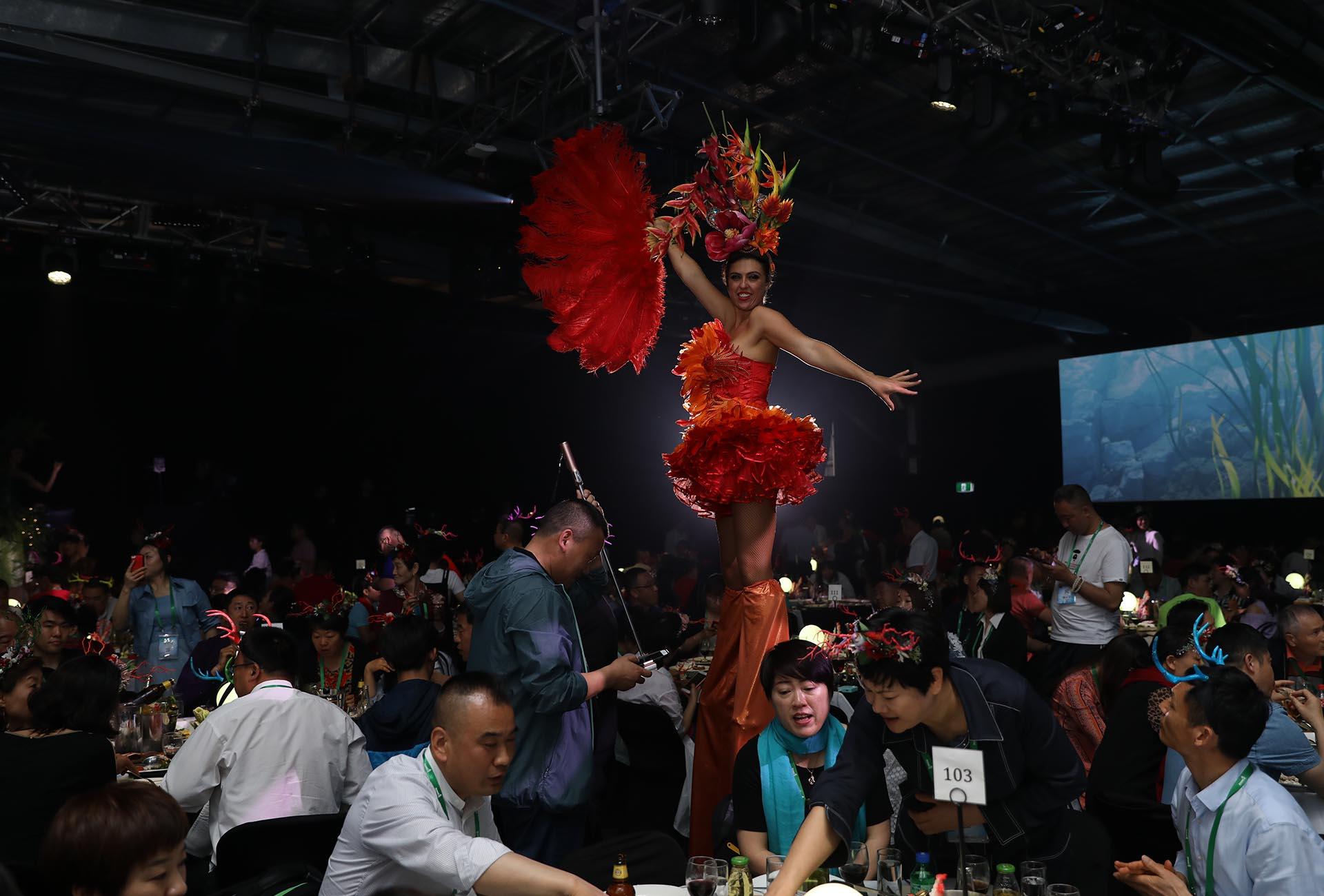 Roving Entertainment Amway China Gala