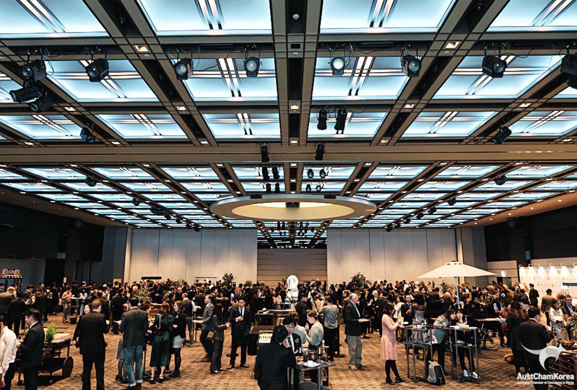 Corporate Event Grand Hyatt Seoul