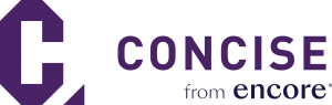 Concise from Encore logo