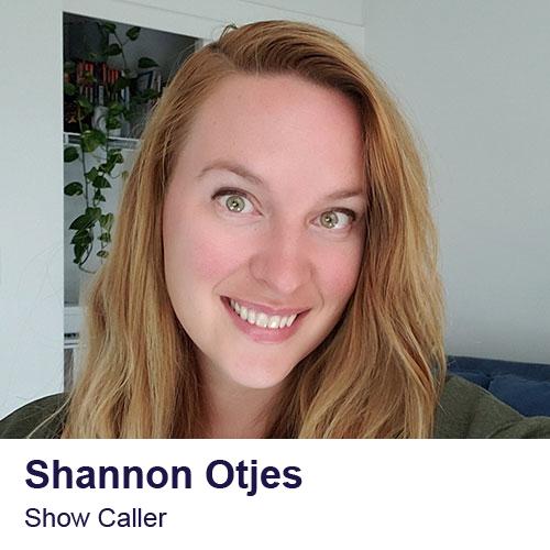 Shannon Otjes portrait