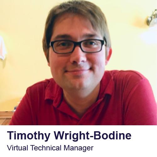 Timothy Wright-Bodine portrait