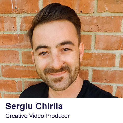 Sergiu Chirila portrait