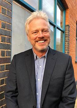 Phil O'Brien portrait