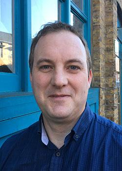 Jim Hughes portrait
