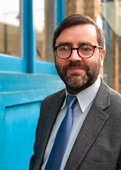 Kevin McFarlane portrait