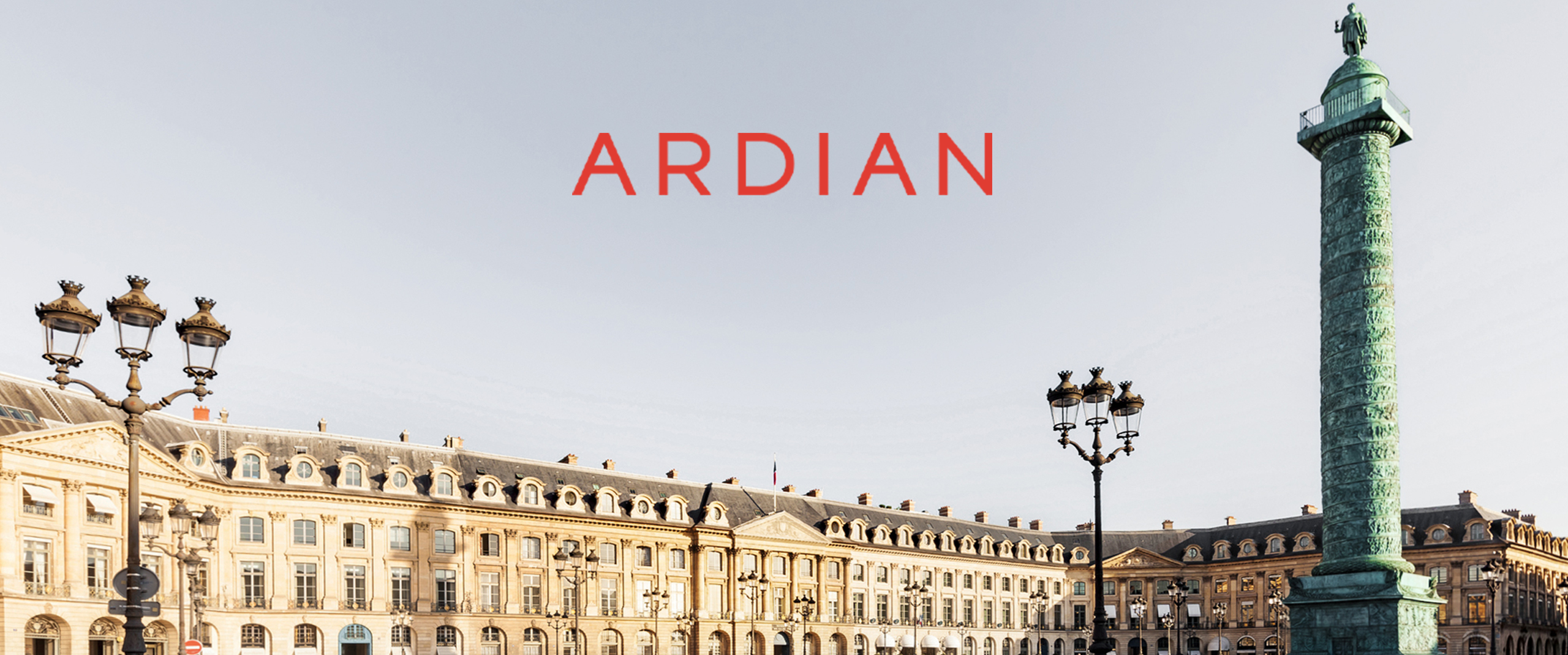 ARDIAN's offices exterior